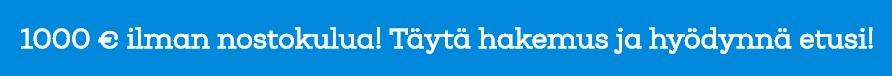 Hae lainaa Limiitti.fi palvelusta!